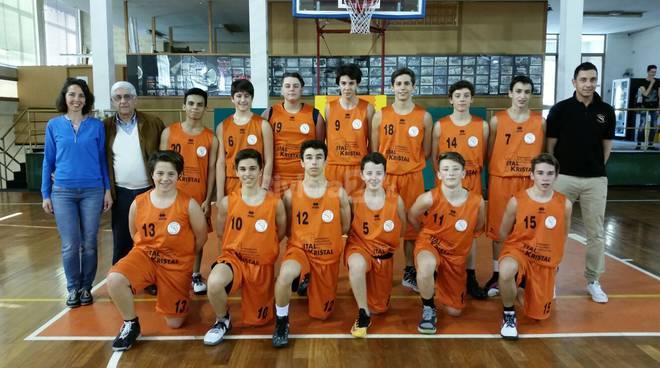 riviera24 -  Vittoria per il Basket Club Ospedaletti