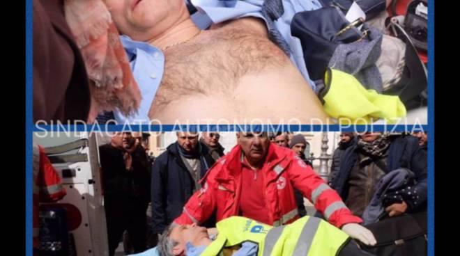 SAP, 43° giorno di sciopero della fame: Tonelli Ricoverato