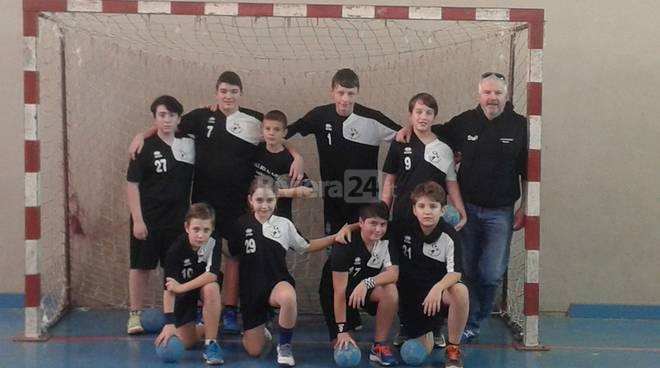 Sconfitta casalinga per le ragazze Under 16 della Riviera Handball