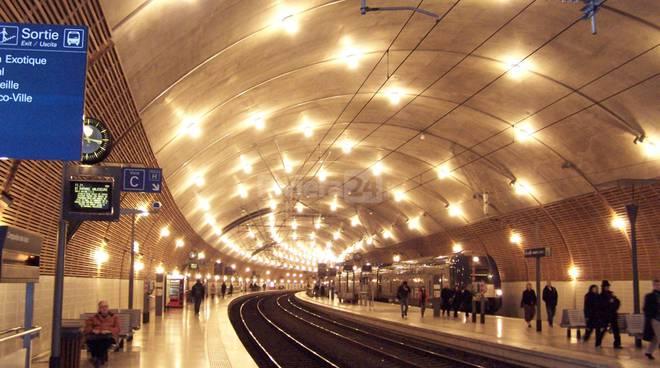 stazione ferroviaria monaco