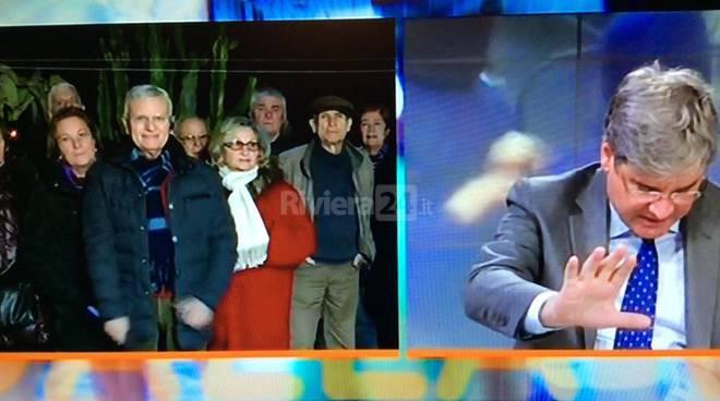 Ventimiglia in tv