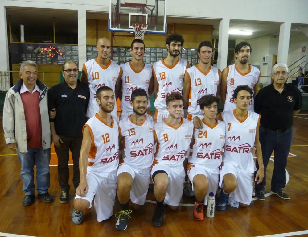 Vittoria del BC Ospedaletti al Campionato Serie C Silver