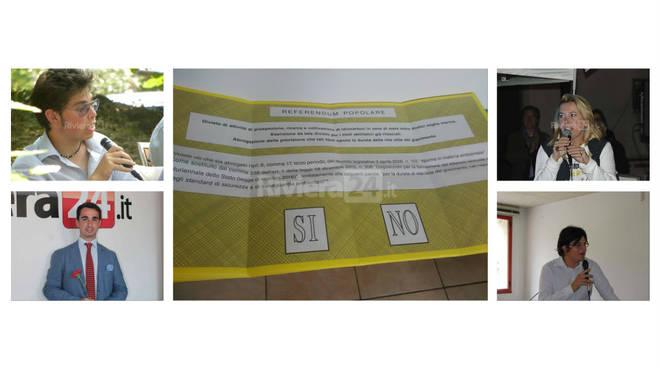 collage referendum arrigoni cortelli caboni lanteri