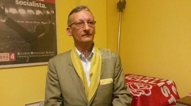 Elezione di Adriano Biancheri a segretario provinciale del PSI