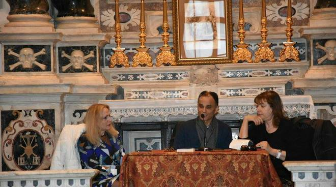 La conferenza di Magdi Cristiano Allam a Ventimiglia