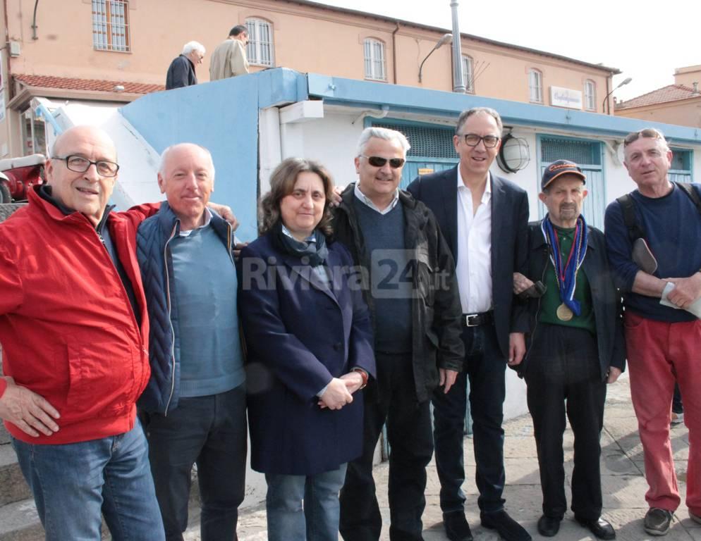 Pulizia fondali del Porto Vecchio Sanremo