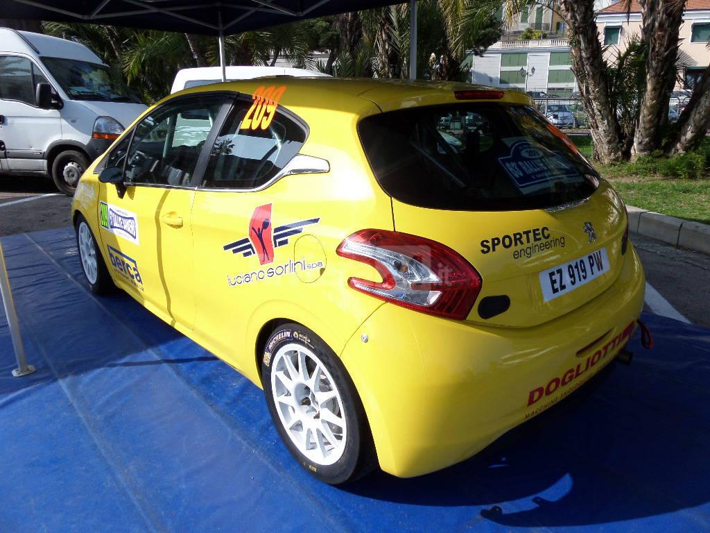 Rally di Sanremo 2016, parte anche lo Storico e la Coppa Fiori