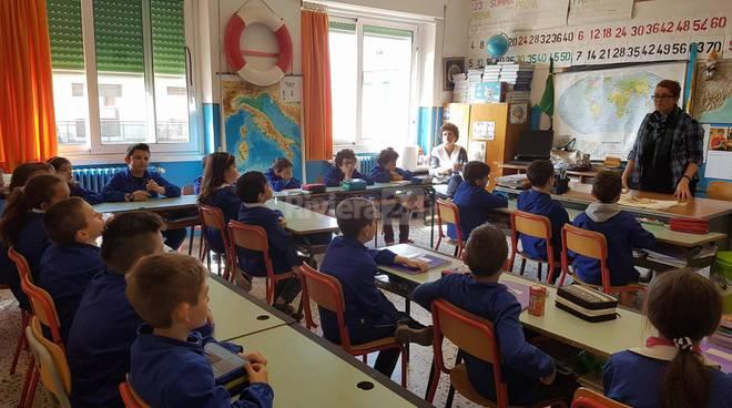 riviera 24 - Alla scuola di Riva Ligure si studia come differenziare i rifiuti