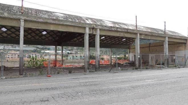 riviera 24 - Taggia, a spasso tra i cantieri abbandonati in città
