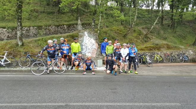 riviera24 - Allenamento in Toscana per il Team Bici Sport Ciclistica Ospedaletti