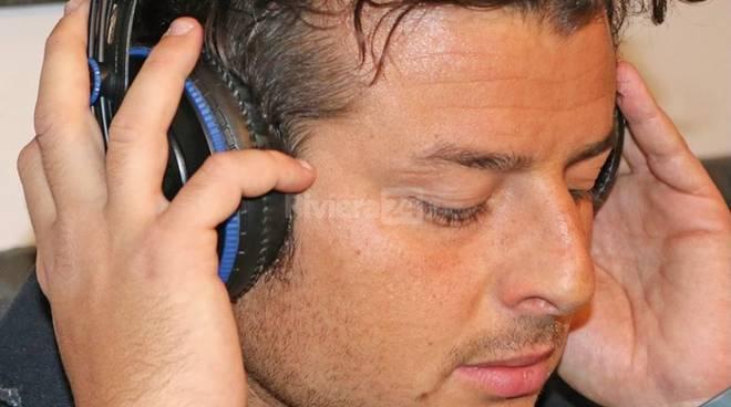 riviera24 - Andrea Marre' a Radio Sanremo