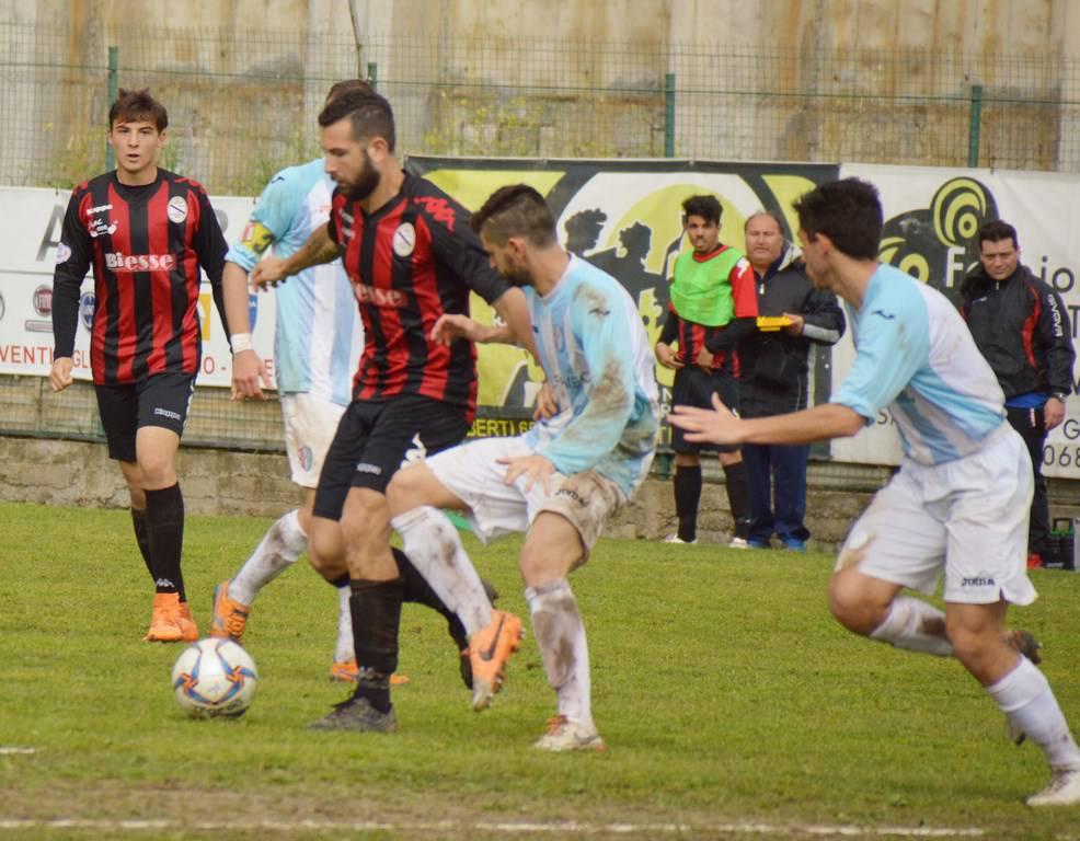 riviera24 - Argentina vs Novese aprile 2016