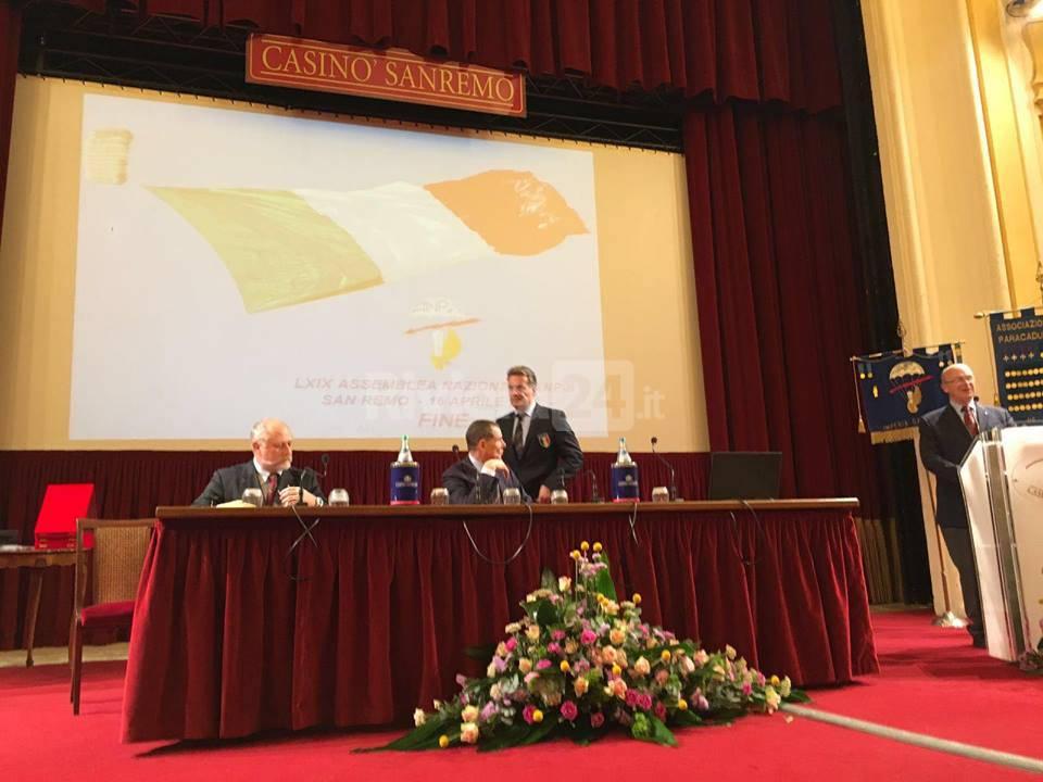Riviera24 - Assemblea Nazionale Associazione Nazionale Paracadutisti d'Italia