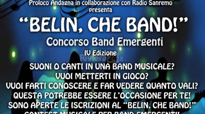 """riviera24 -  """"Belin, che Band!"""""""