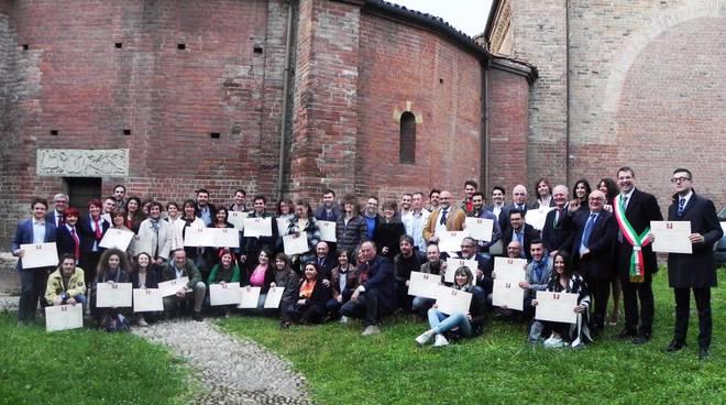 riviera24 - cerimonia conclusiva del corso per Assaggiatori di vino