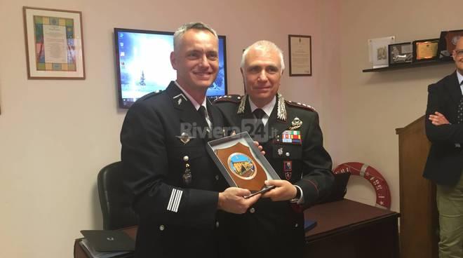 riviera24 - Comandante della Gendarmerie Nationale del Dipartimento delle Alpi Marittime