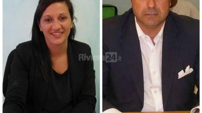 riviera24 - Fabio Perri e Veronica Russo