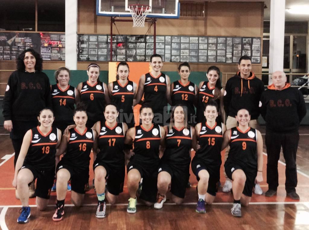 riviera24 - Il Basket Club Ospedaletti femminile