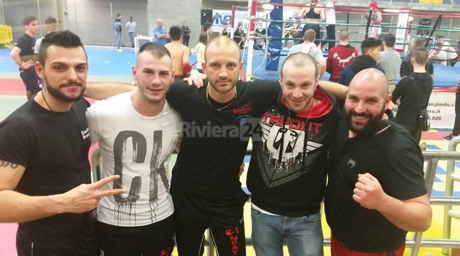 riviera24 - La Gladiator Fighter Academy al Gladiatrix di Torino