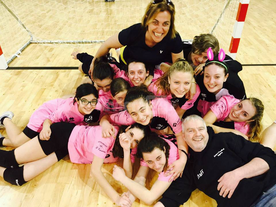 riviera24 - La Riviera Handball femminile