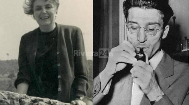 Riviera24 - Lalla Romano e Cesare Pavese