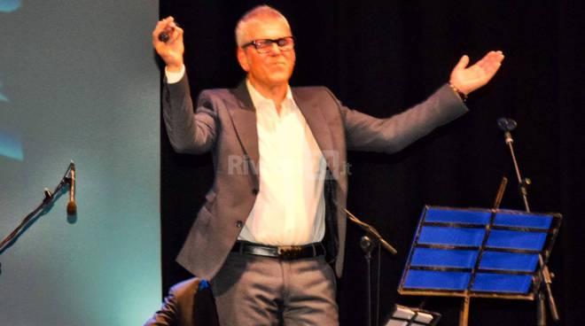 """Riviera24 - Michele Zarrillo e il """"Jazz&Remo"""" in concerto all'Ariston"""