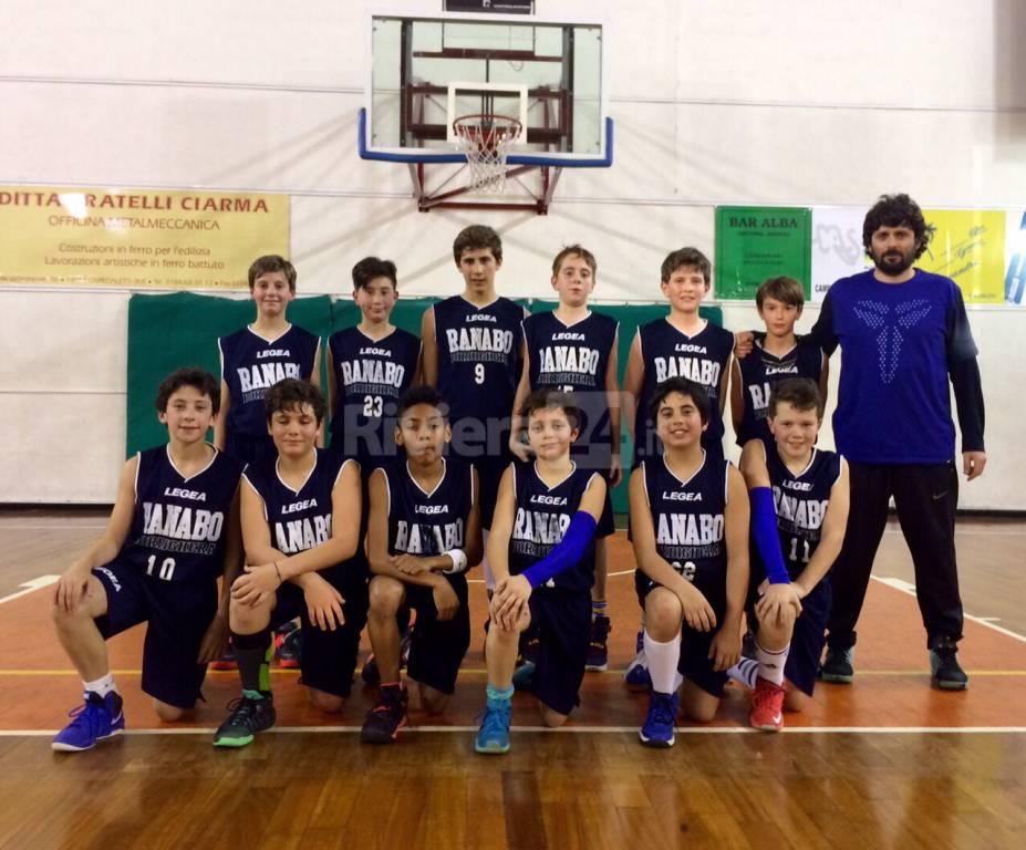 riviera24 - Minibasket 2016 Rari Nantes Bordighera 1946