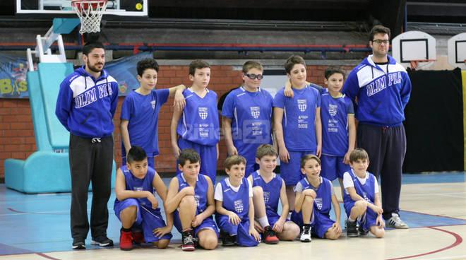 riviera24 - Ottimo risultato per gli aquilotti dell'Olimpia Basket Arma Taggia