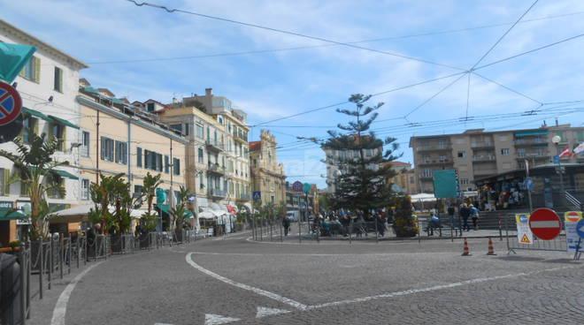 Riviera24 - Piazza Colombo viabilità