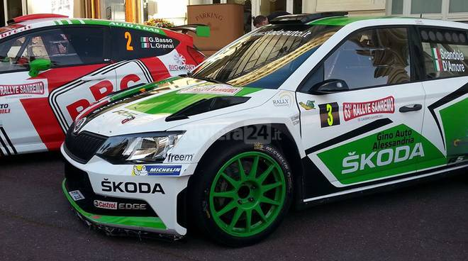 Riviera24 - Rally Sanremo 2016