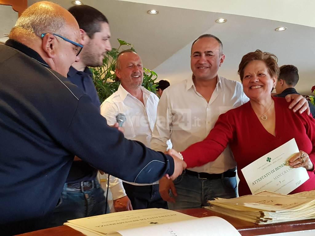 riviera24 riviera24 - Il tradizionale pranzo sociale per la Croce Verde Arma di Taggia