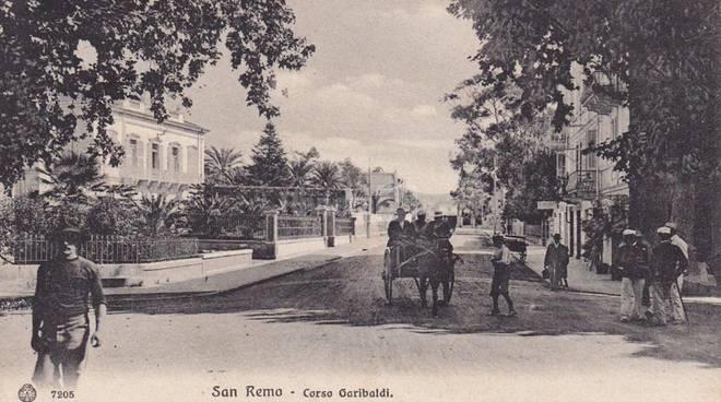Riviera24 - Sanremo Corso Garibaldi antica