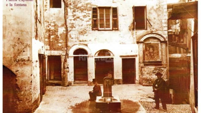 Riviera24 - Sanremo Piazza Capitolo vecchia