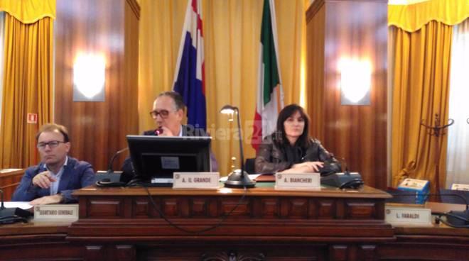 Riviera24 - Sanremo, riunione dei sindaci sui migranti