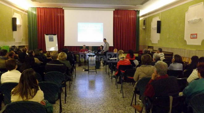 riviera24 - Sanremo serata su alimentazione e salute gasgas