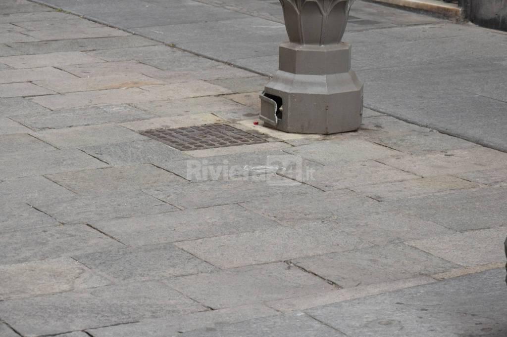 Riviera24 - Via Escoffier, degrado