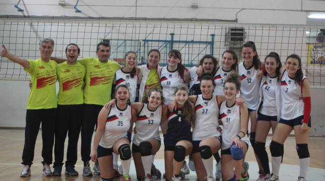 riviera24 - Volley Team Arma di Taggia Under 26 femminile