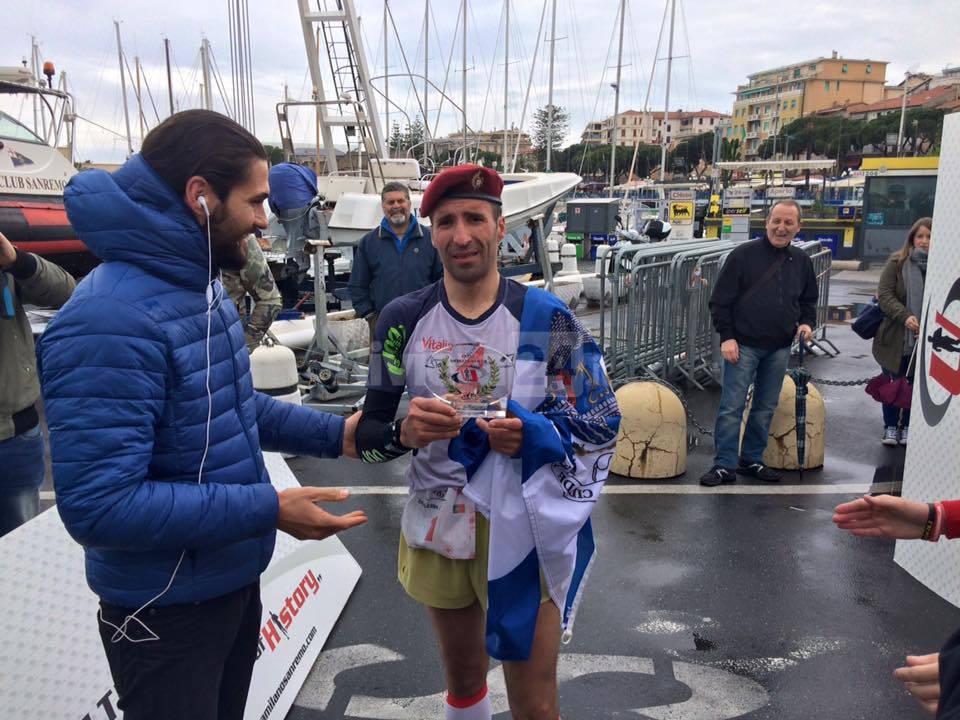 Ultramilano-Sanremo 2016, le immagini della vittoria di Joao Oliveira
