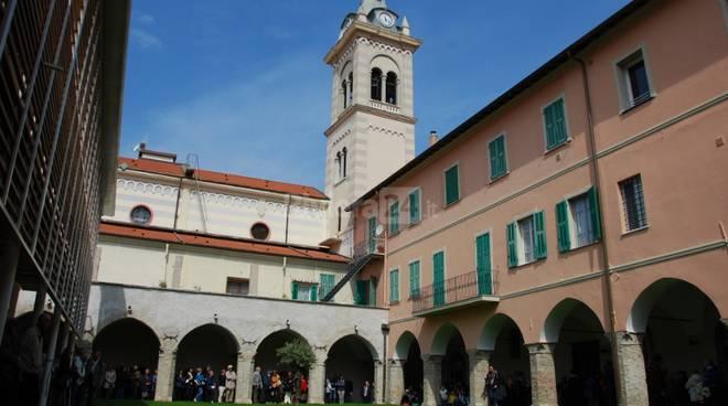 Ventimiglia, inaugurazione chiostro di sant'agostino
