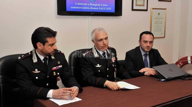carabinieri gnoni zarbano quatrale