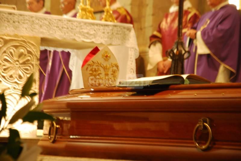 Funerali Monsignor Giacomo Barabino