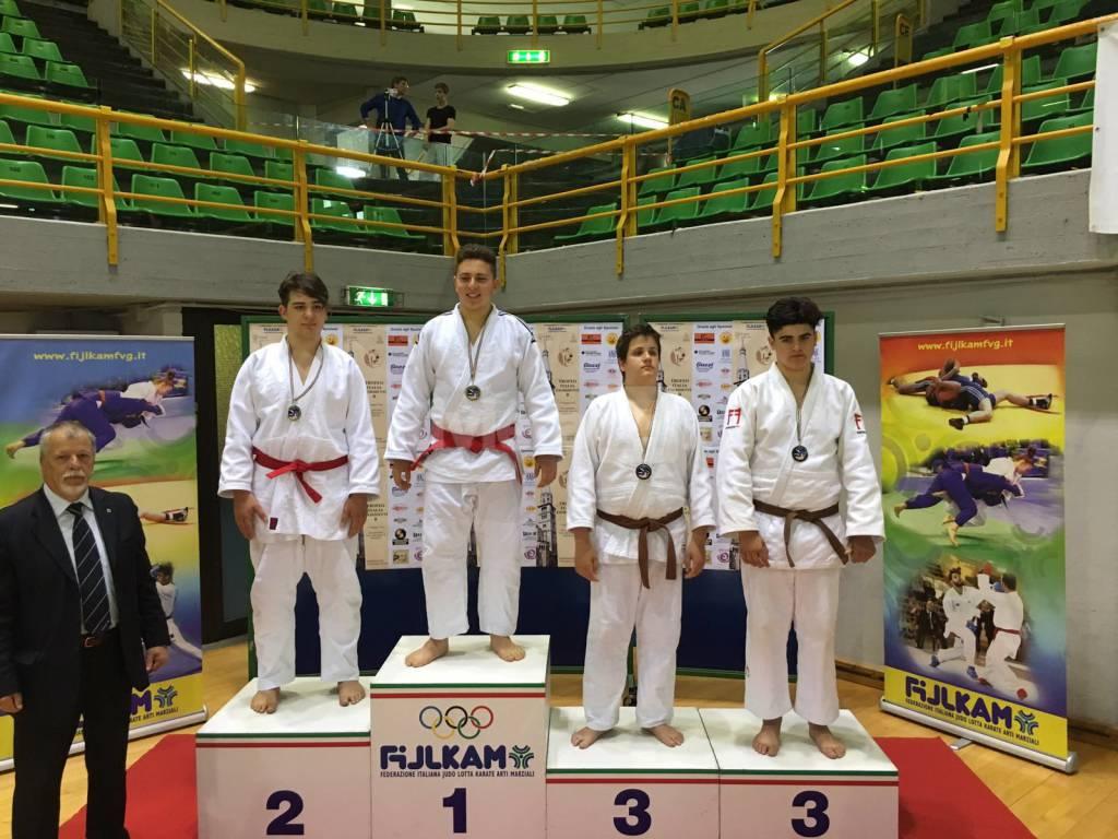 lorenzo rossi judo
