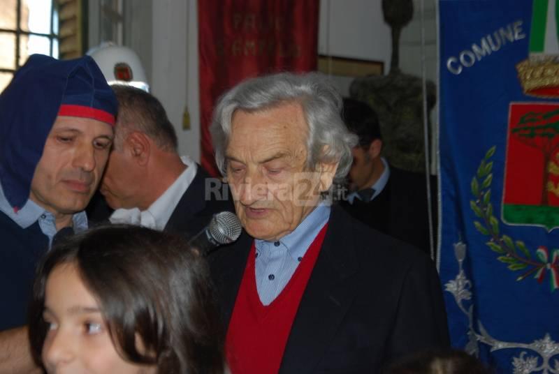 Parmurelu d'oru 2016 a Sergio Biancheri