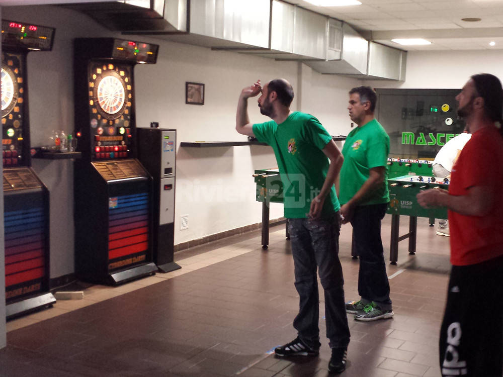 riivera24 - Al bowling di Diano le finali dei campionati liguri di freccette