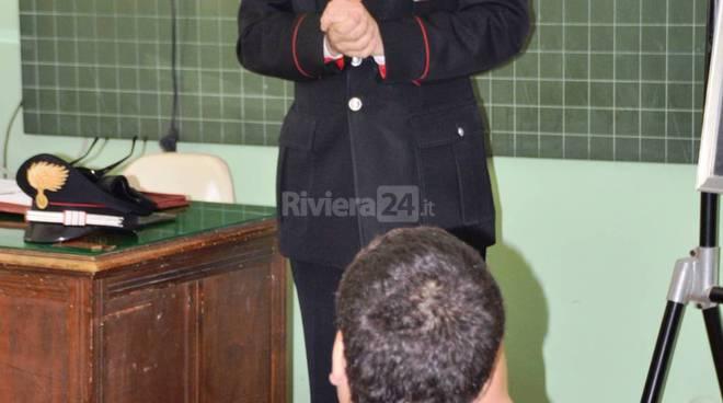 riviera 24 - carabinieri lorenzo toscano raffaele pace