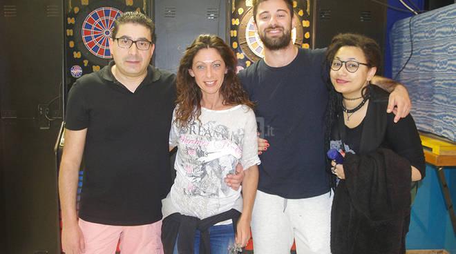 riviera 24 - Samuele Lacava, Bruna Volpi, Antonio Esposito,Cinzia Vacca,Andrea Ferrara