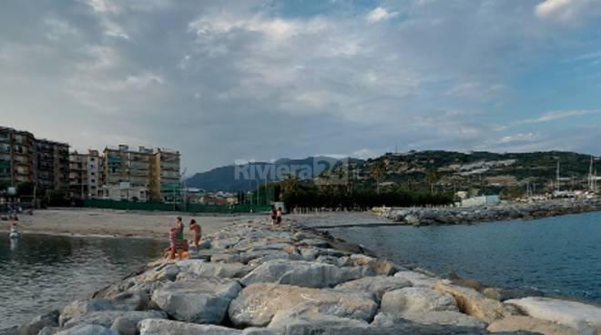 riviera 24 - spiaggia arma di taggia zona darsena