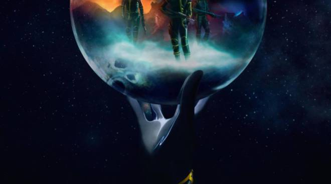 riviera 24 - Terrore nello spazio