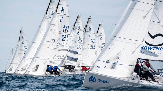 riviera24 - Alcatel J/70 Cup a Sanremo