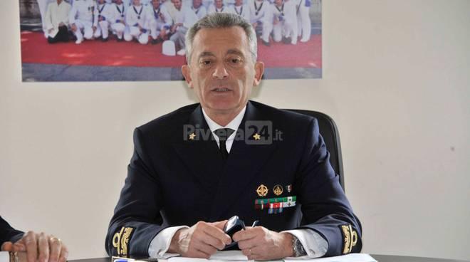 riviera24 - ammiraglio Giovanni Pettorino